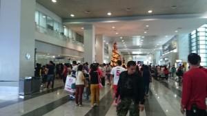 マニラ空港第3