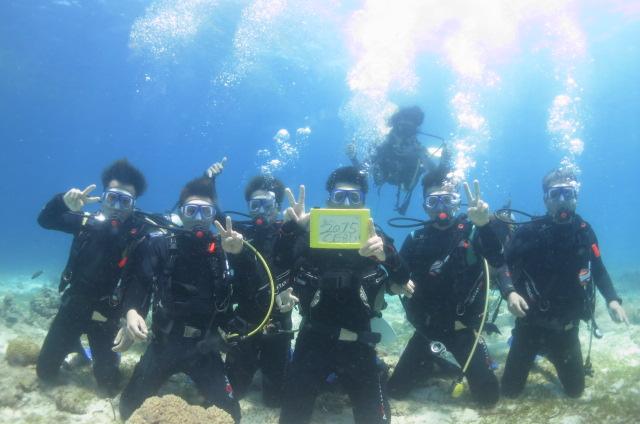 セブで一押し人気の体験ダイビング!