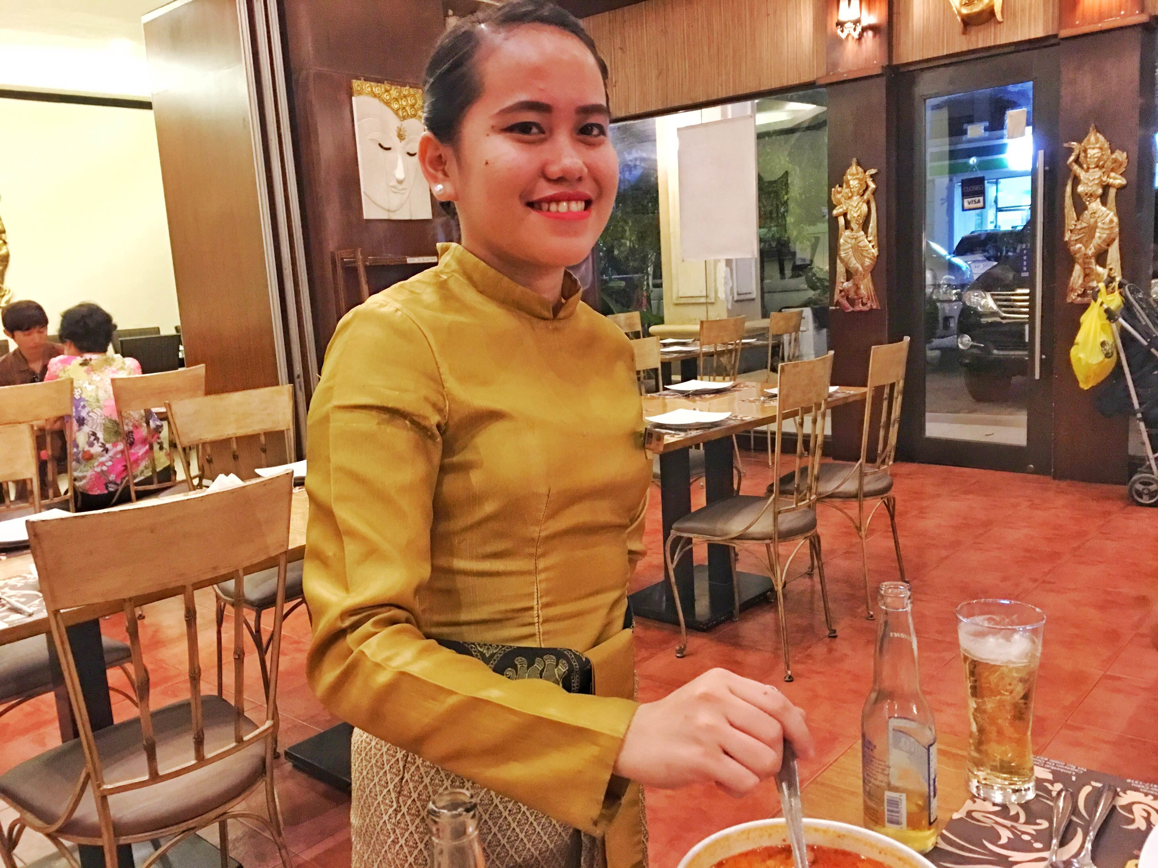 マクタン飯(1)~マクタン島でおすすめはココ!~タイ料理