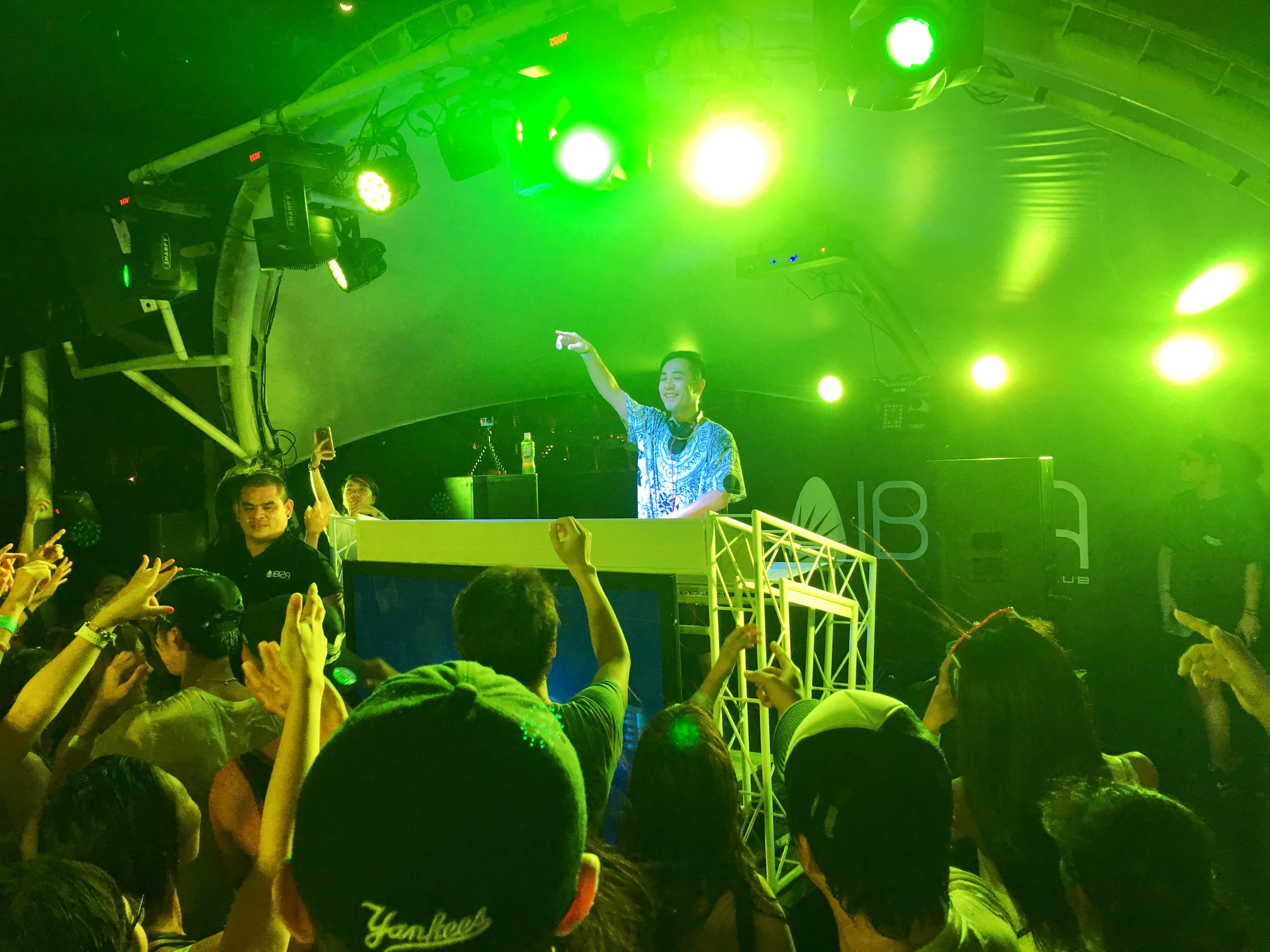 セブ島ビーチパーティーVol.8~Electro beach festival 2017~