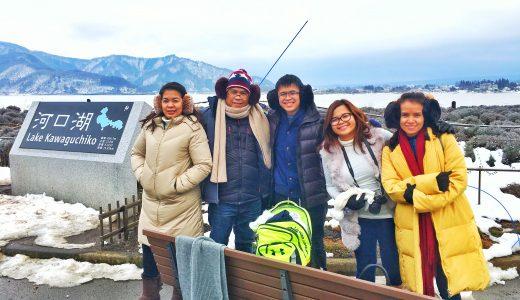 日本観光(旅行)の定番【ゴールデンルート・富士山】を外国人(フィリピン人)と一緒に周遊する(3)