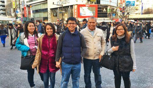 日本観光(旅行)の定番【ゴールデンルート・東京観光】を外国人(フィリピン人)と一緒に周遊する(4)