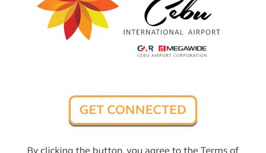 マクタン・セブ空港でのフリー(FREE)WIFIの接続方法!