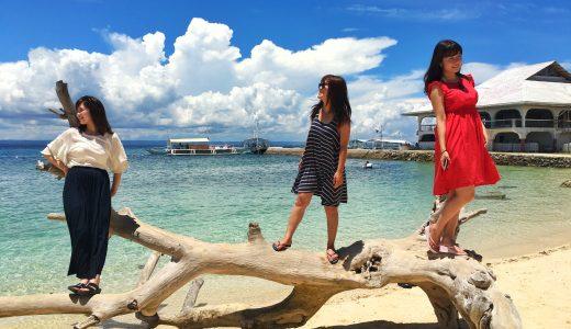 【セブたび】女子旅!アイランドピクニックでインスタ映え写真を撮ろう!~天国に一番近い島パンダノン島~