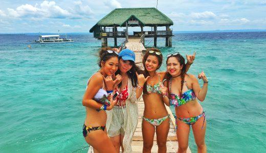 【セブたび】女子旅 ナルスアン&パンダノン島~インスタ映えアイランドホッピング~