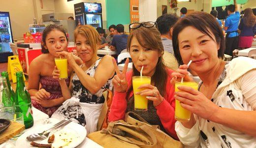 AA BBQ(AAバーベキュー)ローカルレストランでフィリピン料理を楽しむ!~マクタン飯(9)~