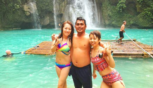 【セブたび】女子旅 卒業旅行に格安ジンベイザメ&カワサンの滝ツアー