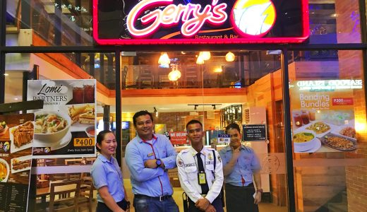 マクタン飯(11)~おすすめフィリピン料理レストラン『ジェリーズグリル(Gerry's Grill)』~