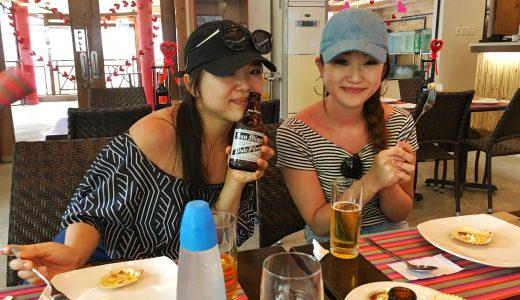 台風でジンベイザメツアーが中止!マクタン島モーベンピック近くのおすすめレストラン『フィエスタベイ』でランチを!
