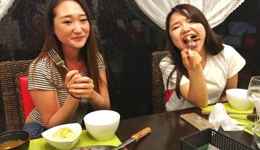 マクタン飯番外編~ステーキが食べたくなったらココ!『OKINAWA(沖縄) HEAT』~