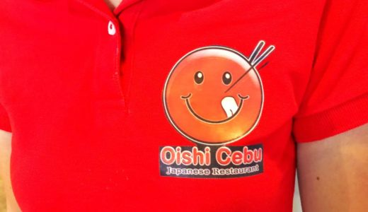 セブ・マクタン島でプリントTシャツを作る!