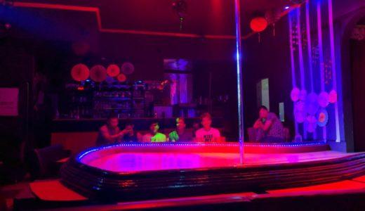 【セブ島女子の夜遊び(3)】マッチョバー『PERSUS ペルサス(旧TARZAN BOY ターザンボーイ)』