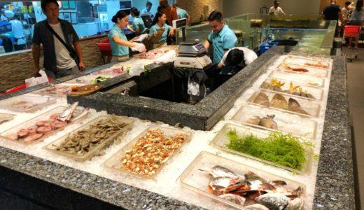 セブでがっつりシーフードが食べたいときはココ!『Seafood City(シーフードシティー)』