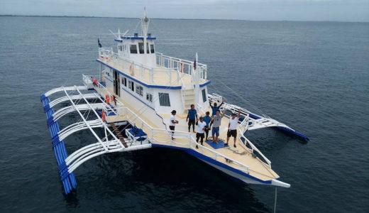 【セブ島】豪華ボートでVIPなアイランドピクニック【パンダノン島】