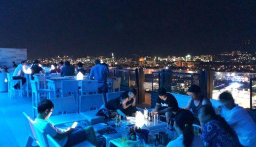 【夜景がキレイ】セブ島ルーフトップバー(1)『TWILIGHT in bai Hotel』