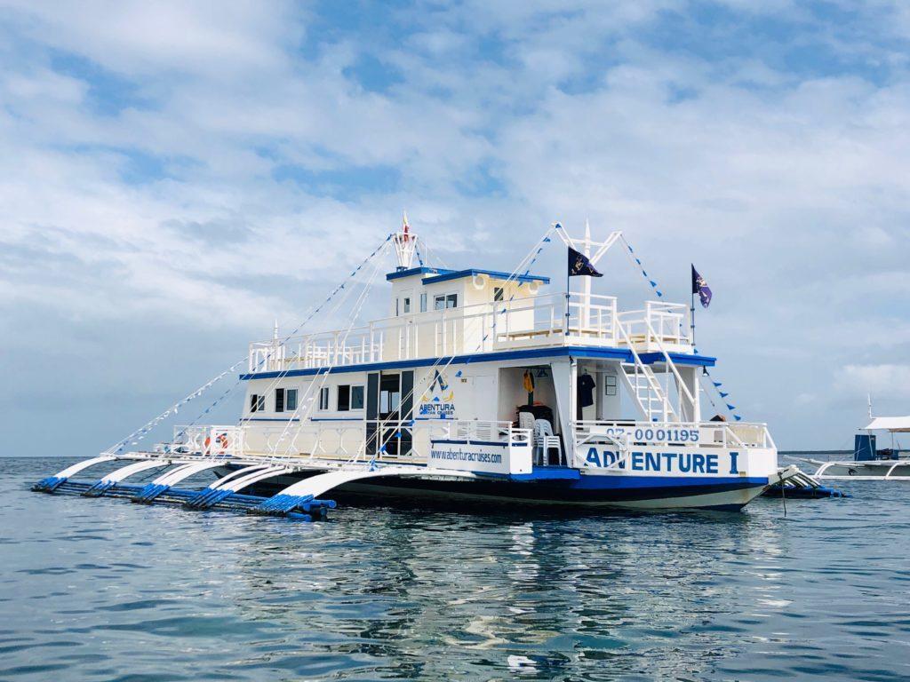 豪華VIPボート