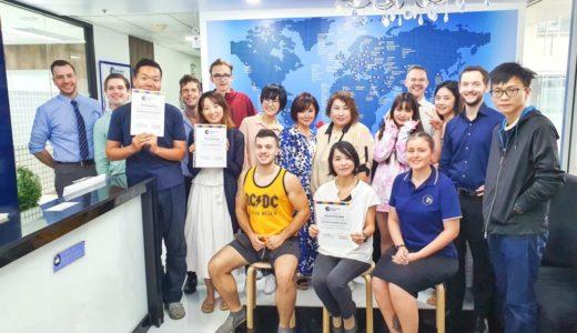 【超おすすめ】タイ・バンコクに短期(1週間)英語留学に行きました!