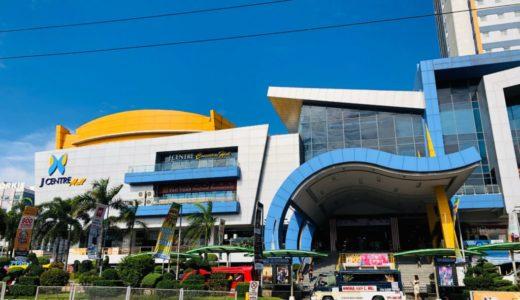 【ざっくり解説】Jセンターモール(J Centre mall)/Jモール(J mall)