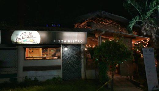 マクタン島リゾートエリアの隠れ家的なイタリアンレストラン『La Bella(ラベラ)』〜マクタン飯(42)〜