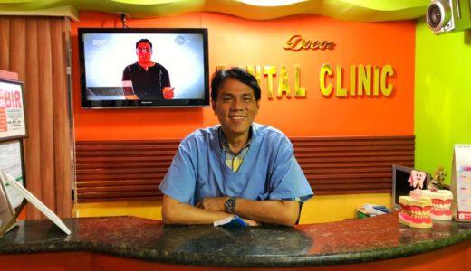 セブで歯医者に行くなら日本語が通じる『Docor Dental Clinic』