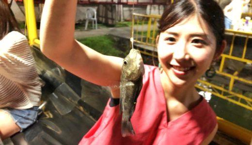 マクタン島でサムギョプサル食べ放題&魚釣り放題レストラン〜マクタン飯(51)〜