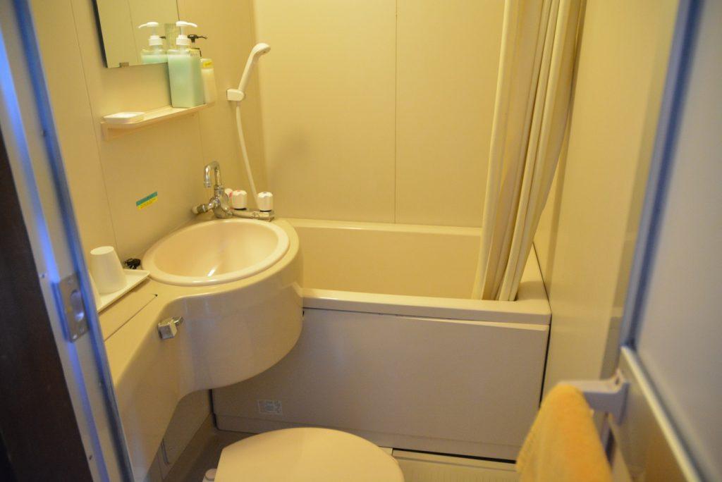 白馬バス・トイレ